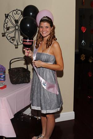 Gina's 16th birthday!