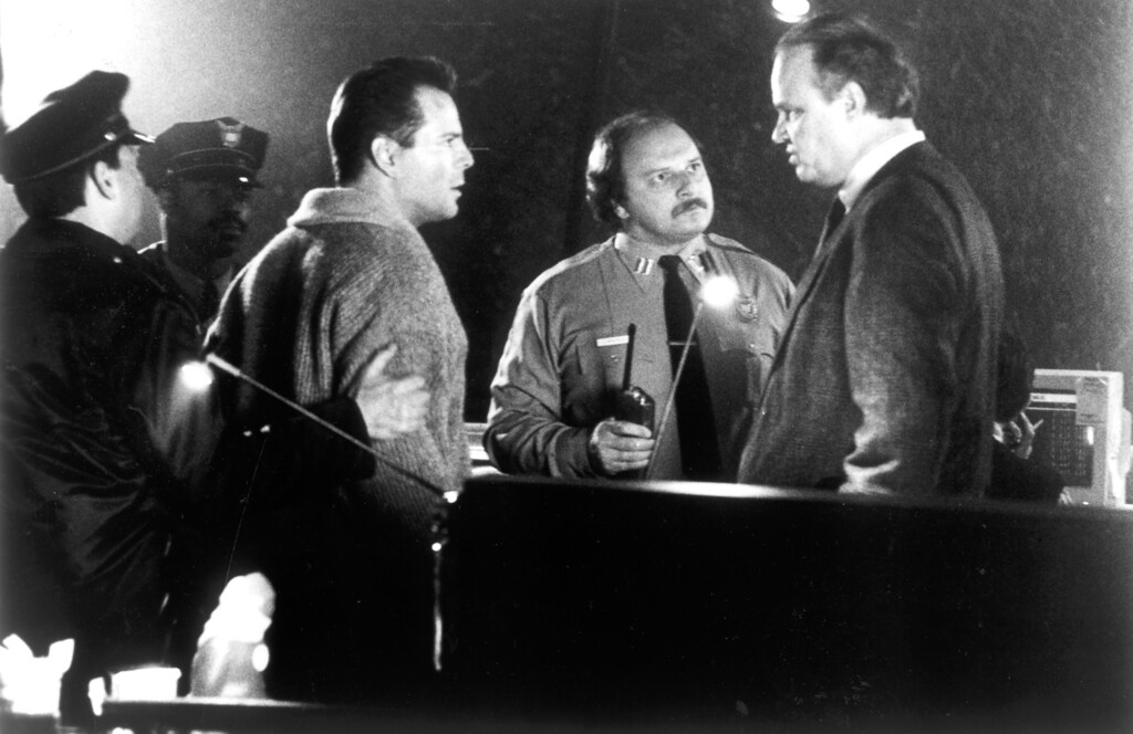 """. \""""Die Hard 2: Die Harder\"""" movie starring Bruce Willis as New York City Detective John McClane is released on 7/4/1990.  (L.A. Daily News file photo)"""