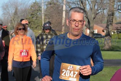 1 Mile at 500M 2016 Kona Cheesecake Run