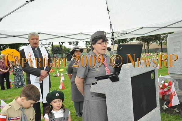 05-25-15 Memaorial Day na cmentarzu  Maryhill