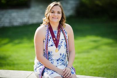 Elizabeth Moss's Graduation 2018