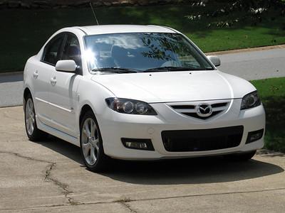 2009 Mazda 3 S 4-Door Touring