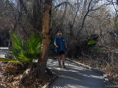 02-05-2018 Hiking Morongo Canyon