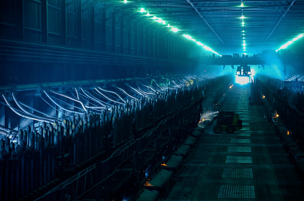 Industrias e Fábricas