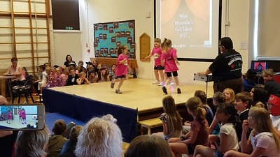 Jaimies West Wycombe school talent show 2017