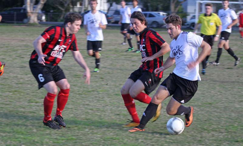 Prems and Reserves V Villa 27-6-13
