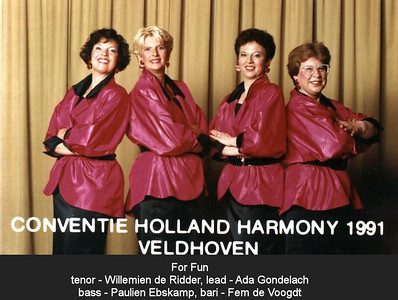 1991-0607 Holland Harmony Convention #5
