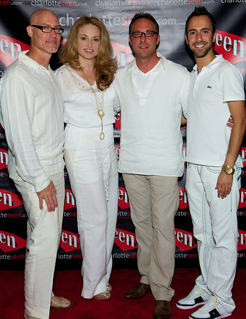 6th Annual White Party @ Mez