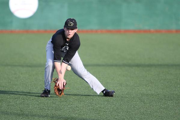 2013-14 HS Baseball: Scrimmage vs. Kinkaid
