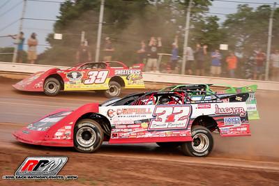 Sharon Speedway - 7/2/18 - Zack Anthony