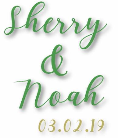 Sherry & Noah - Wedding - Mar 2 2019