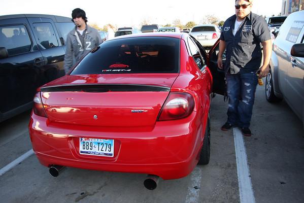 Houston Coffee and Cars 12/4