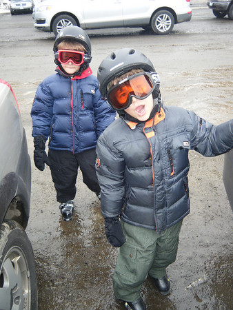 Skiing 2010