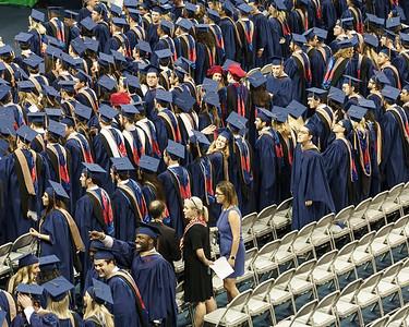 Michellle Kaiser SMU MBA Graduation