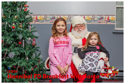 Breakfast with Santa Hannibal FD 2018