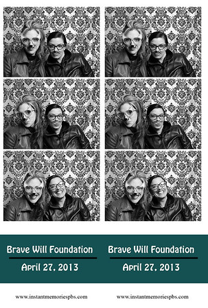 The Brave Will Foundation 4-27-2013