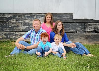 O'Dell Family 2016
