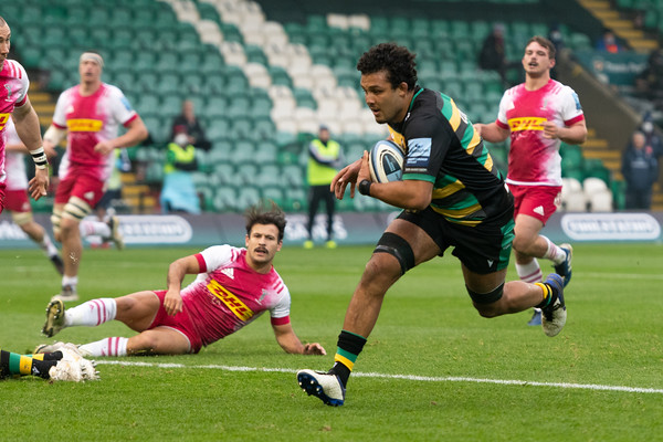 Saints v Quins - 28th November 2020