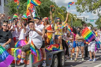Lake Worth Pride, 2019
