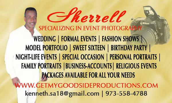 Sherrell
