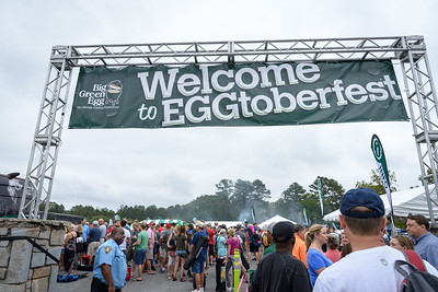 Big Green Egg Eggtoberfest - 2017