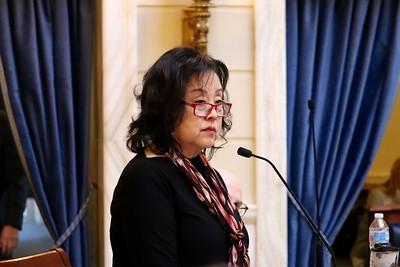 Senator Jani Iwamoto