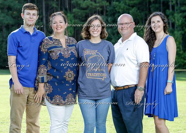 Senior Family for Program Shoot 12 Aug 2016