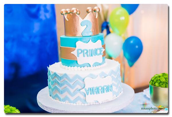 Vihan's 2nd Birthday Party - Highlights