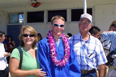 Ryan's Graduation (17 Jun 2006)