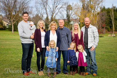 The Pavao Family 12-23-2018
