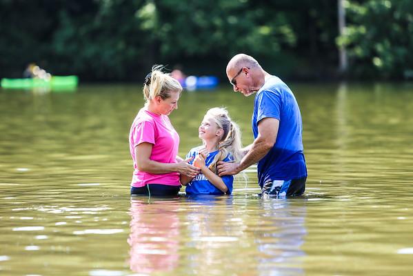 Madison's Baptism