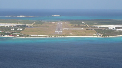 April 13, 2012. Arrival in the Turks and Caicos