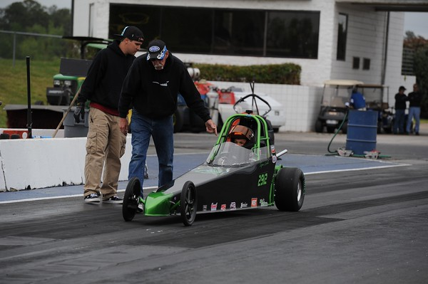 Junior Dragsters