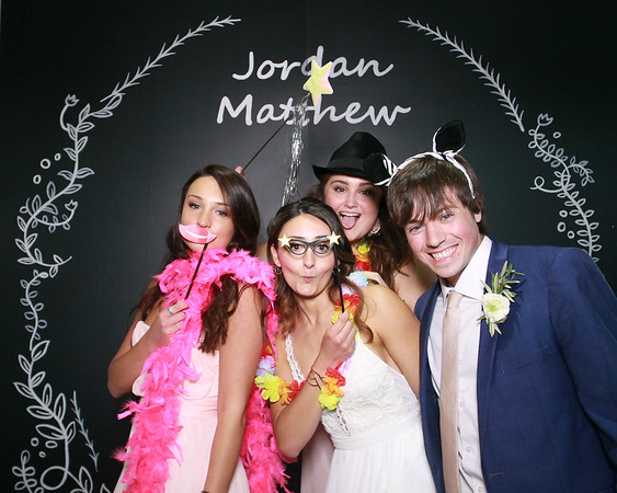 Matthew & Jordan's PhotoBooth