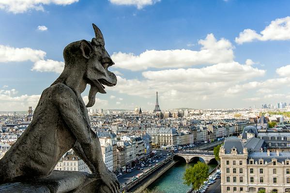 Paris, Ooo La La!