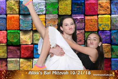Aliya Bat Mitzvah