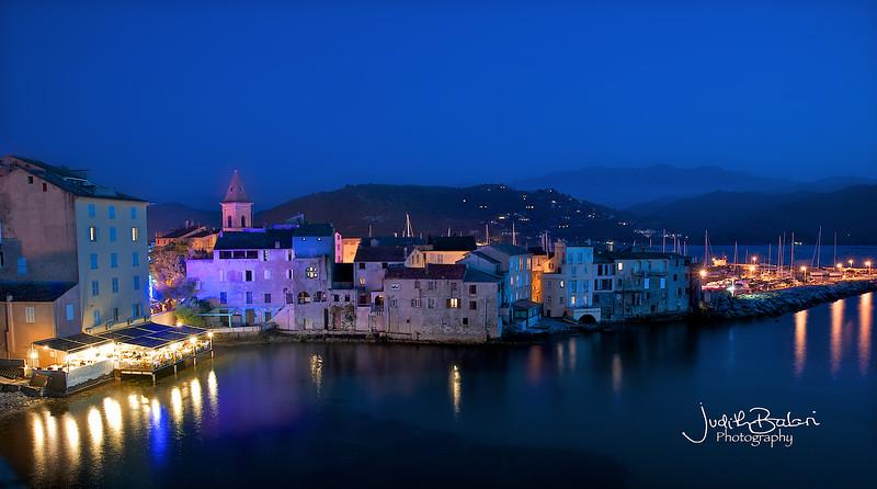 Saint Florent, Corsica, France
