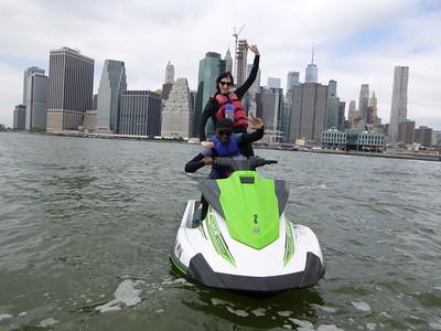 2018-09-15 NYC Harbor Tour