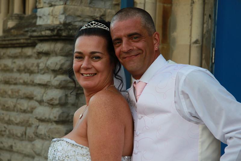 Mr & Mrs Self Evening  Wedding  Photos
