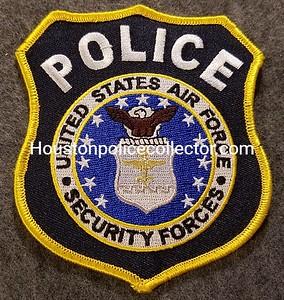 US Air Force Law Enforcement