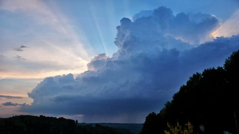 Schauerwolken | Shower clouds