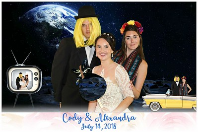 Cody and Alexandra's Wedding