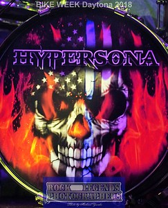 HYPERSONA Bike Week Daytona 3-15-18