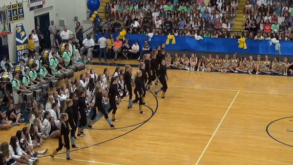Videos Pep Rally & Game 9/9/16