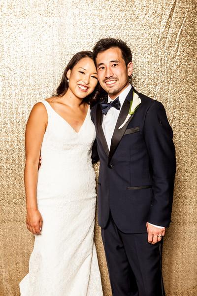 Sharon & Makoto's Wedding Photobooth!