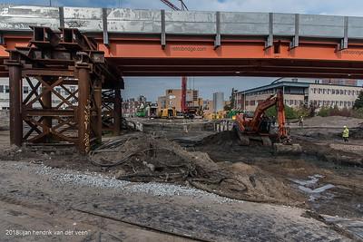 infra-aanleg tunnel paterwoldseweg 2018
