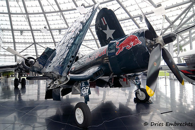 Red Bull 'Hangar 7' Salzburg, Austria