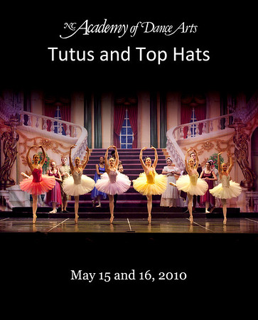 2010 Tutus and Top Hats