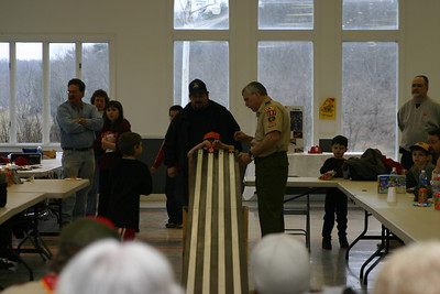 2008 Pinewood Derby