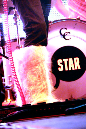 Dennis Coyne, Star Death and White Dwarfs, New Years Freakout 2011